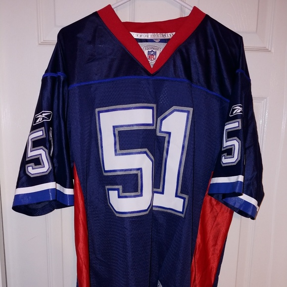 big sale 71e7f b3bf7 Reebok NFL Jersey Buffalo Bills Posluszny Sz M NWT